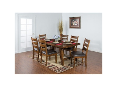 Sunny Designs Tuscany Dining Table 1367VM