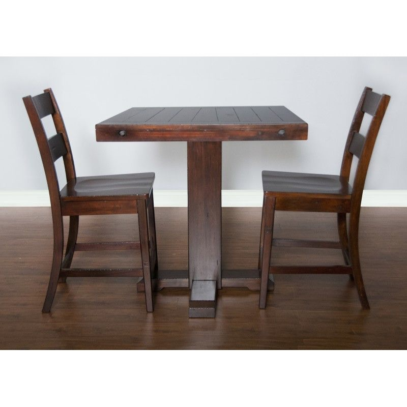 Ordinaire Sunny Designs Dining Room Vineyard Pub Table 1377RM At Budget Furniture