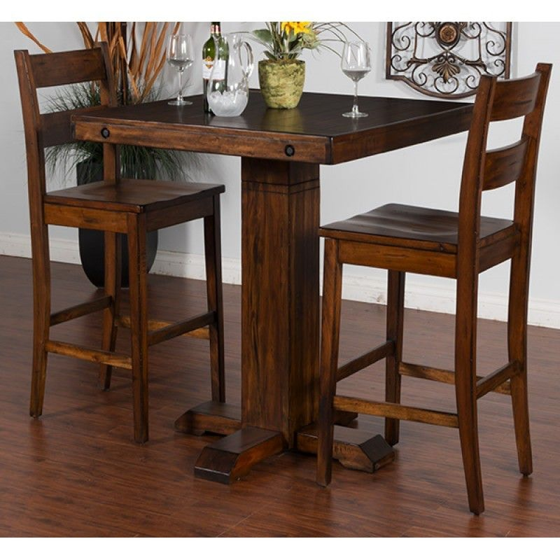 Sunny Designs Tuscany Pub Table 1377VM