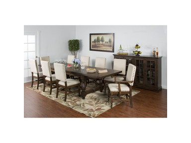 Sunny Designs Savannah Dining Table 1383AC