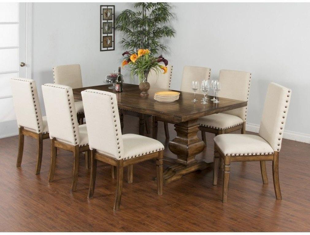 Sunny Designs Dining Room Extension Table 1396bm