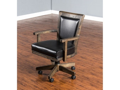 Tobacco Leaf Game Chair