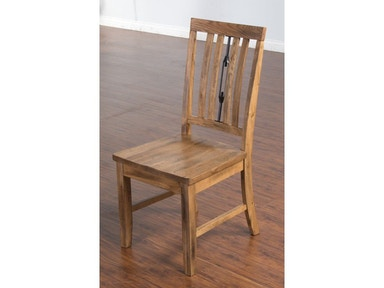Sedona Turnbuckle Back Chair