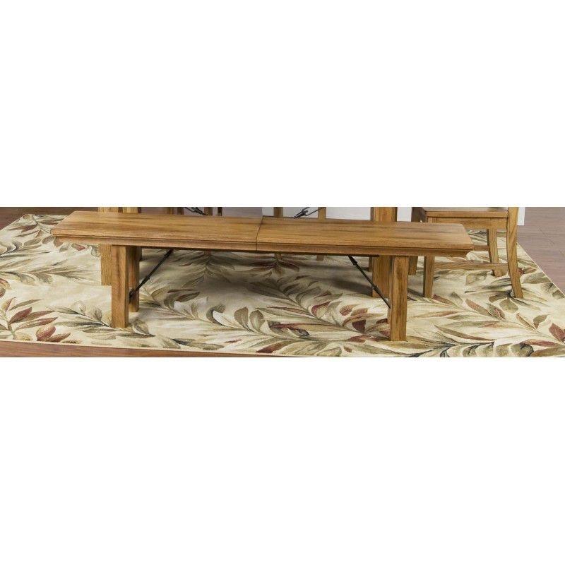 Sunny Designs Sedona Expandable Bench 1499RO