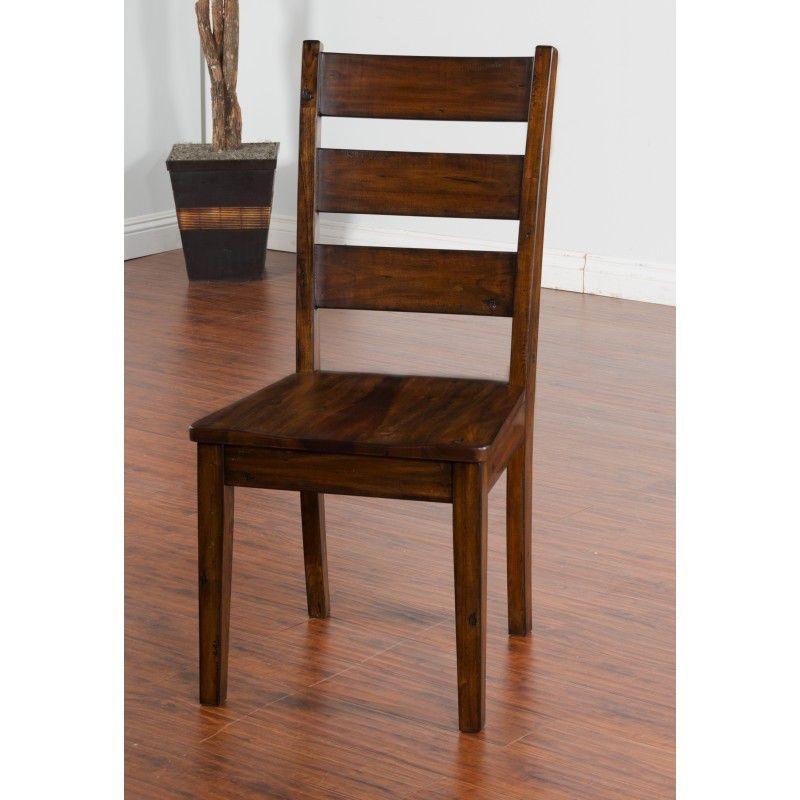 Sunny Designs Tuscany Ladderback Chair 1508VM