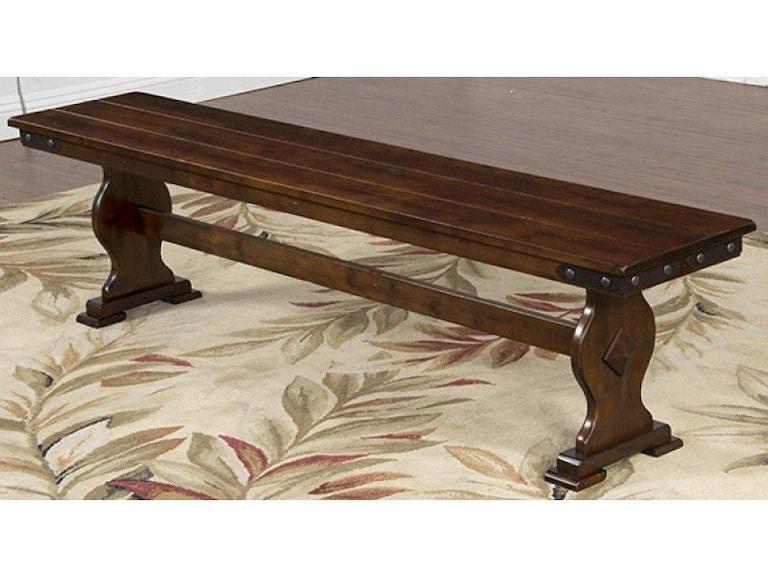 Sunny Designs Long Bench 1580dc