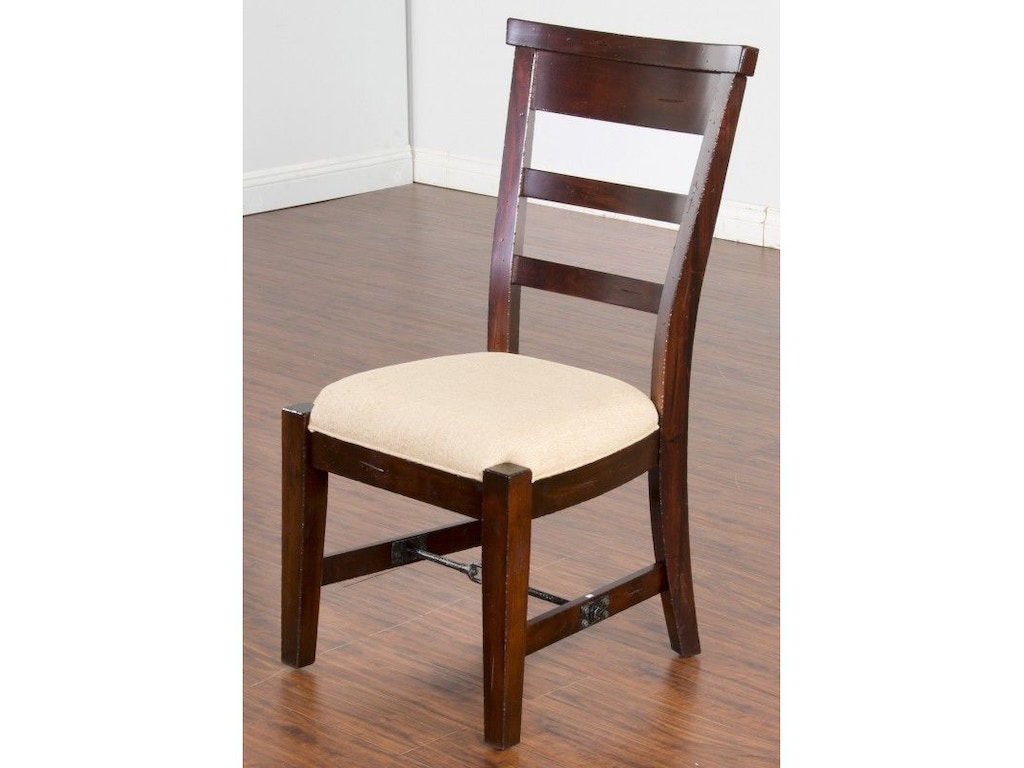 Sunny Designs Dining Room Vineyard Side Chair 1604RM-2 ...