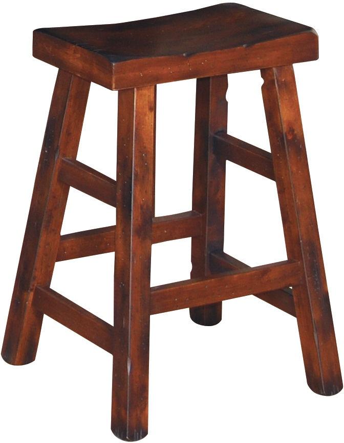 Sunny Designs Bar and Game Room Santa Fe Saddle Seat Stool  : 1768dc from www.barronshomefurnishings.com size 1024 x 768 jpeg 37kB