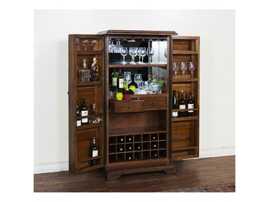 Savannah Bar Armoire 1929AC