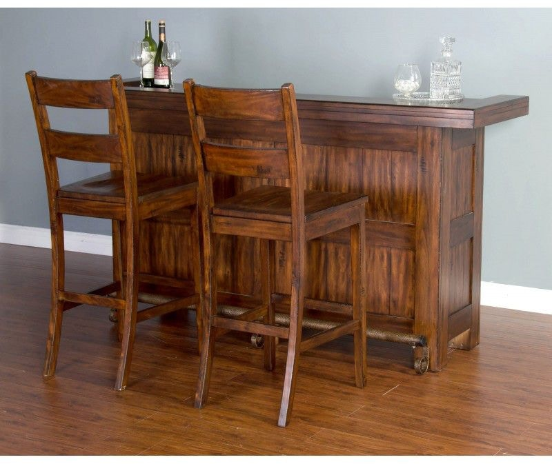 Sunny Designs Bar And Game Room Tuscany 78 Quot Bar Stools
