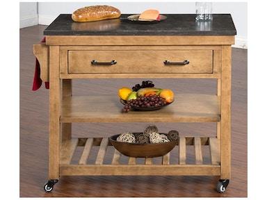 Sunny Designs Kitchen Kitchen Islands - Knox Furniture ...