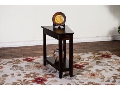 Santa Fe Wedge Side Table 820583