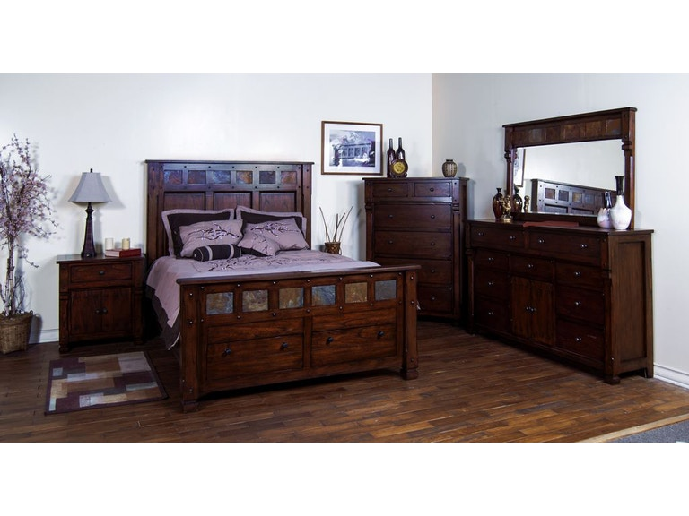 Sunny Designs Bedroom Footboard 48DCQF48 Joe Tahan's Furniture Adorable Sunny Designs Bedroom Furniture
