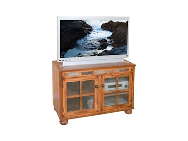 Sunny Designs Sedona 42 Inches TV Console 2753RO
