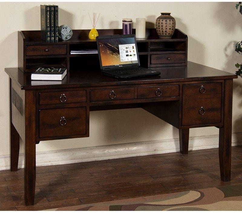 Sunny Designs Home Office Santa Fe Writing Desk