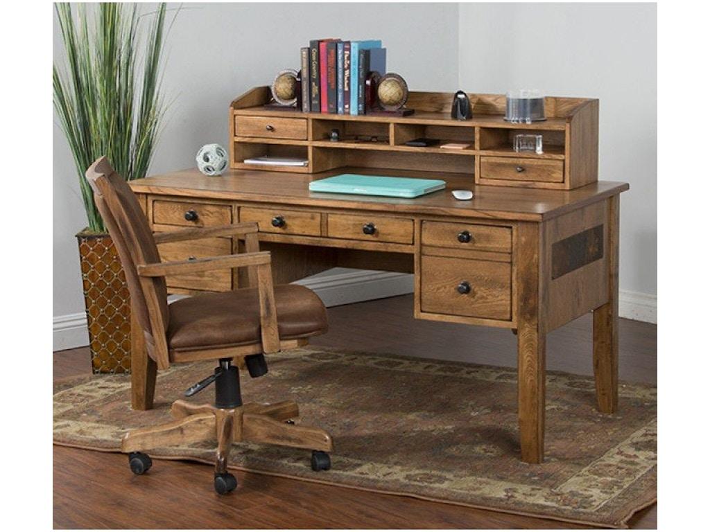 Sunny Designs Home Office Sedona Writing Desk