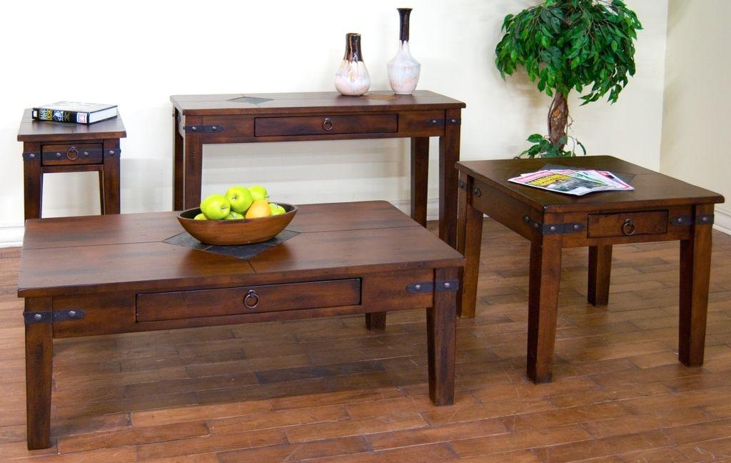 Charmant Sunny Designs Coffee Table Santa Fe 583269