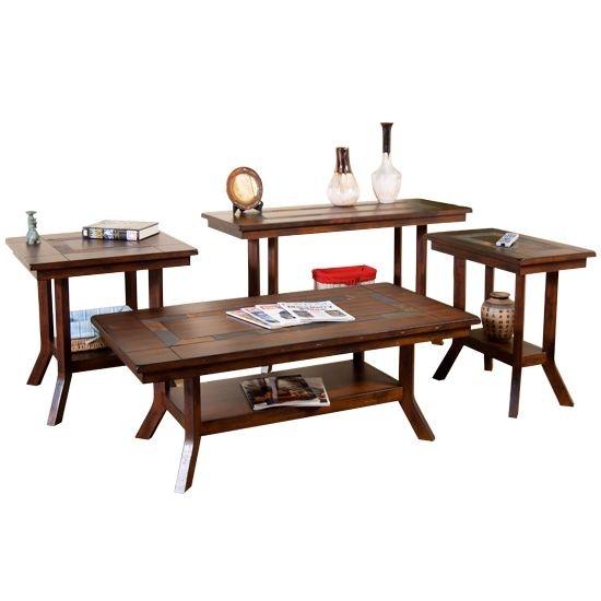 Sunny Designs Santa Fe Coffee Table 3175DC C