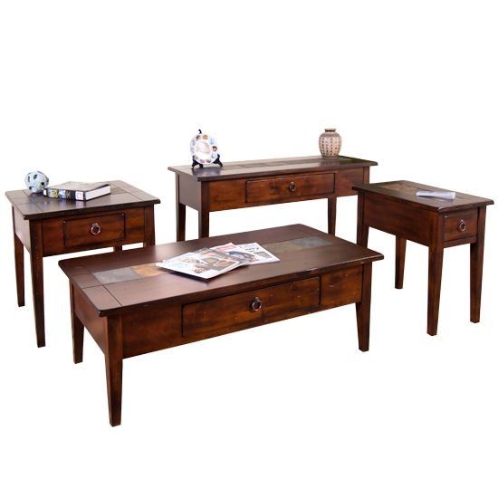 Sunny Designs Santa Fe Coffee Table 3176DC C