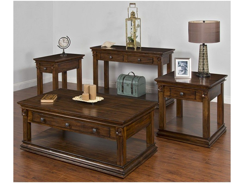 Sunny Designs Living Room Savannah Coffee Table 3243ac C China Towne Furniture Solvay Ny