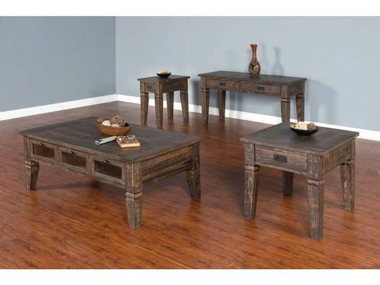 Sunny Designs Living Room Homestead Occasional Tables 3252tl At Callan Furniture