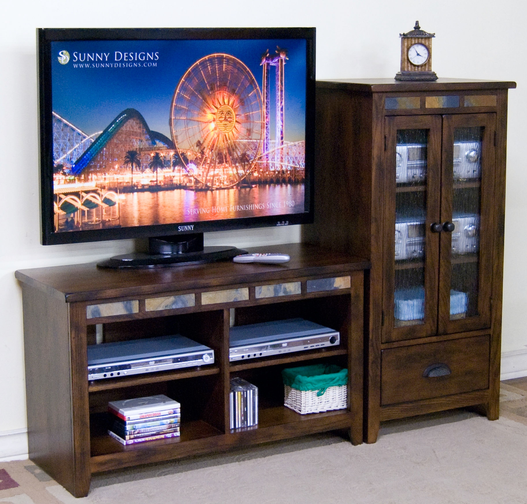 Sunny Designs Home Entertainment Oxford 42 Inch
