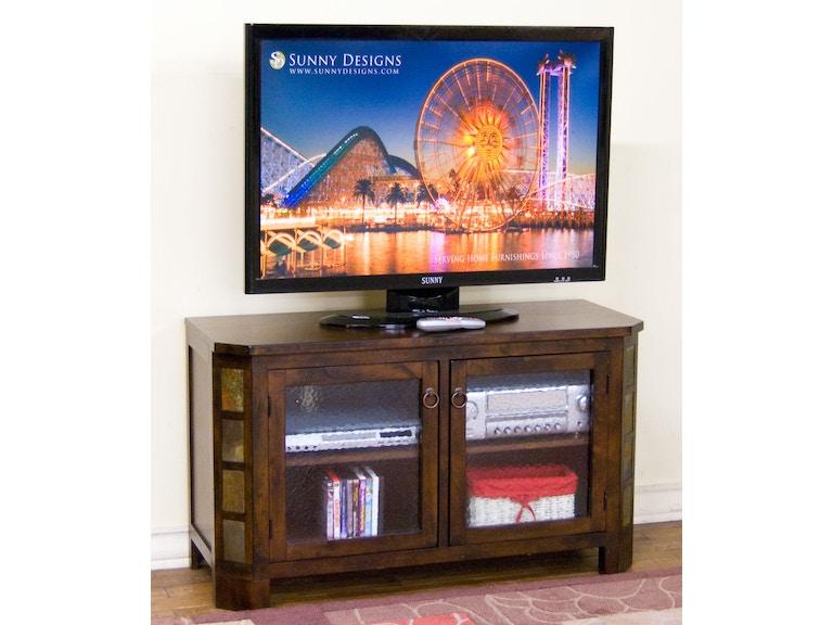 Sunny Designs Santa Fe 45 W Tv Console 3416dc