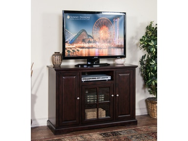 "Sunny Designs Monterey 48""W TV Console 3474MT-48"