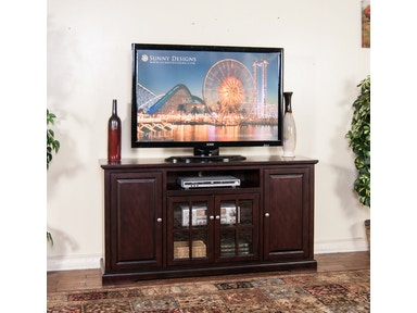 "Sunny Designs Monterey 64""W TV Console 3474MT-64"