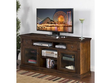 "Sunny Designs Windsor 64"" TV Console 3483DC-64"