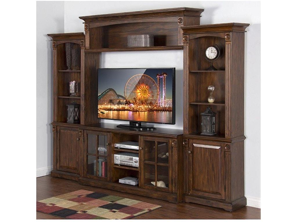 Sunny designs home entertainment tuscany grand for Grand home designs inc