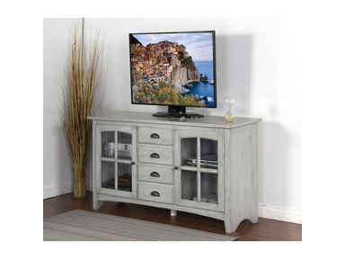 Gray Elements 64 inches TV Console