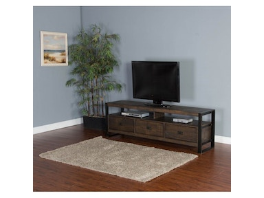 Homestead 78 inches TV Console