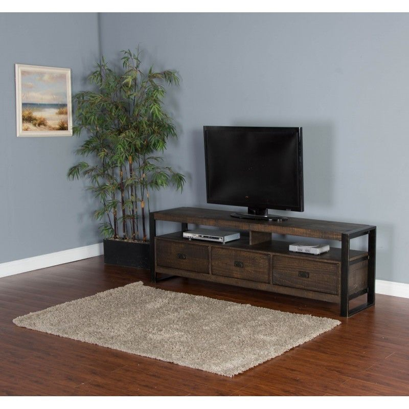 Find More #684231 Sunny Designs Home Entertainment Homestead 78 TV Console  With 6493 Best Tv