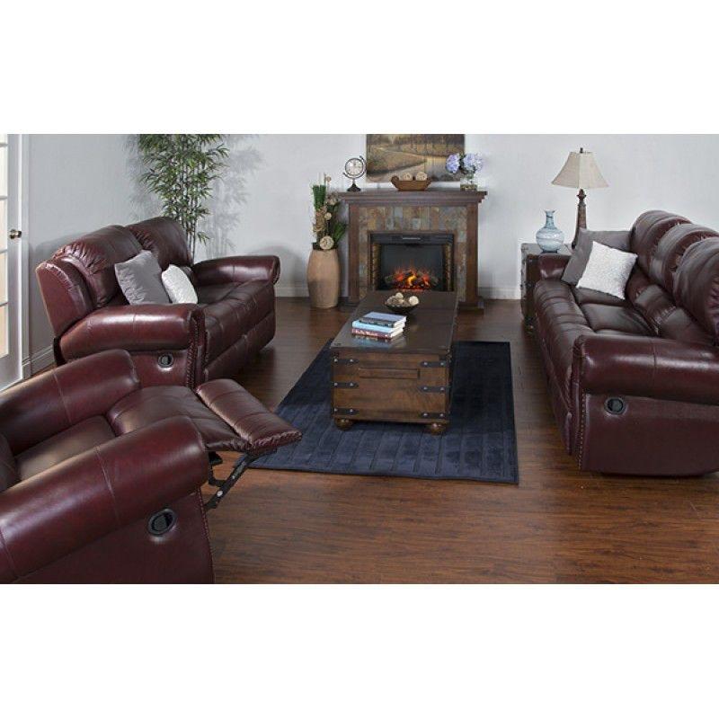 Sunny Designs Dakota Sofa Set 5002CO
