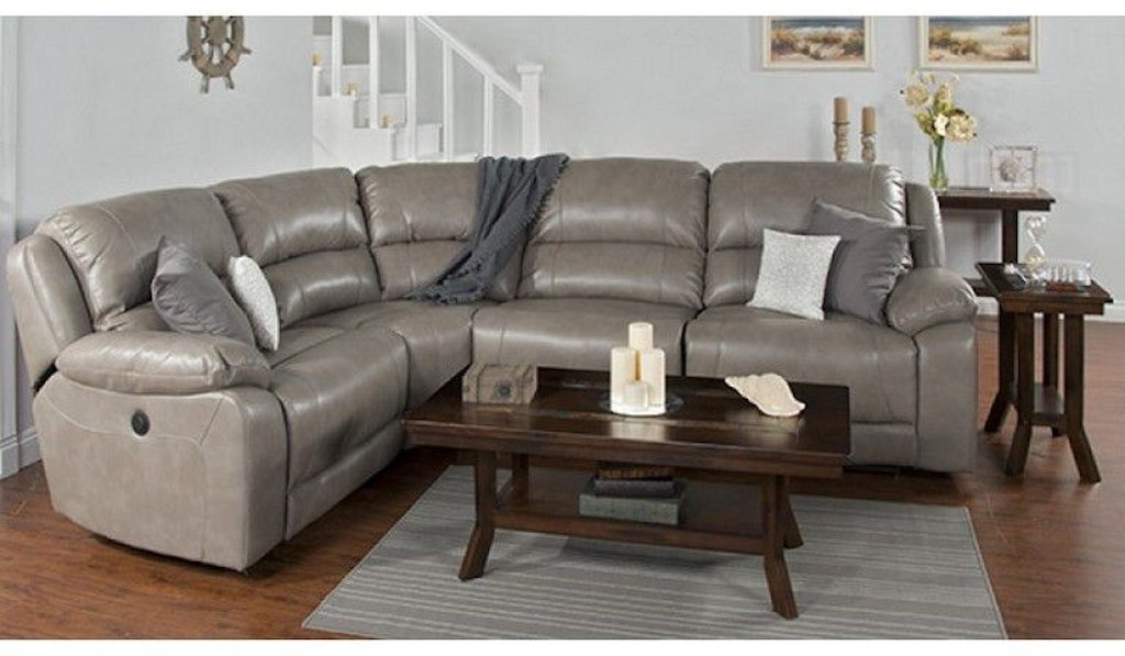 Sunny Designs Living Room Idaho Sofa Set 5201TP Sectional ...
