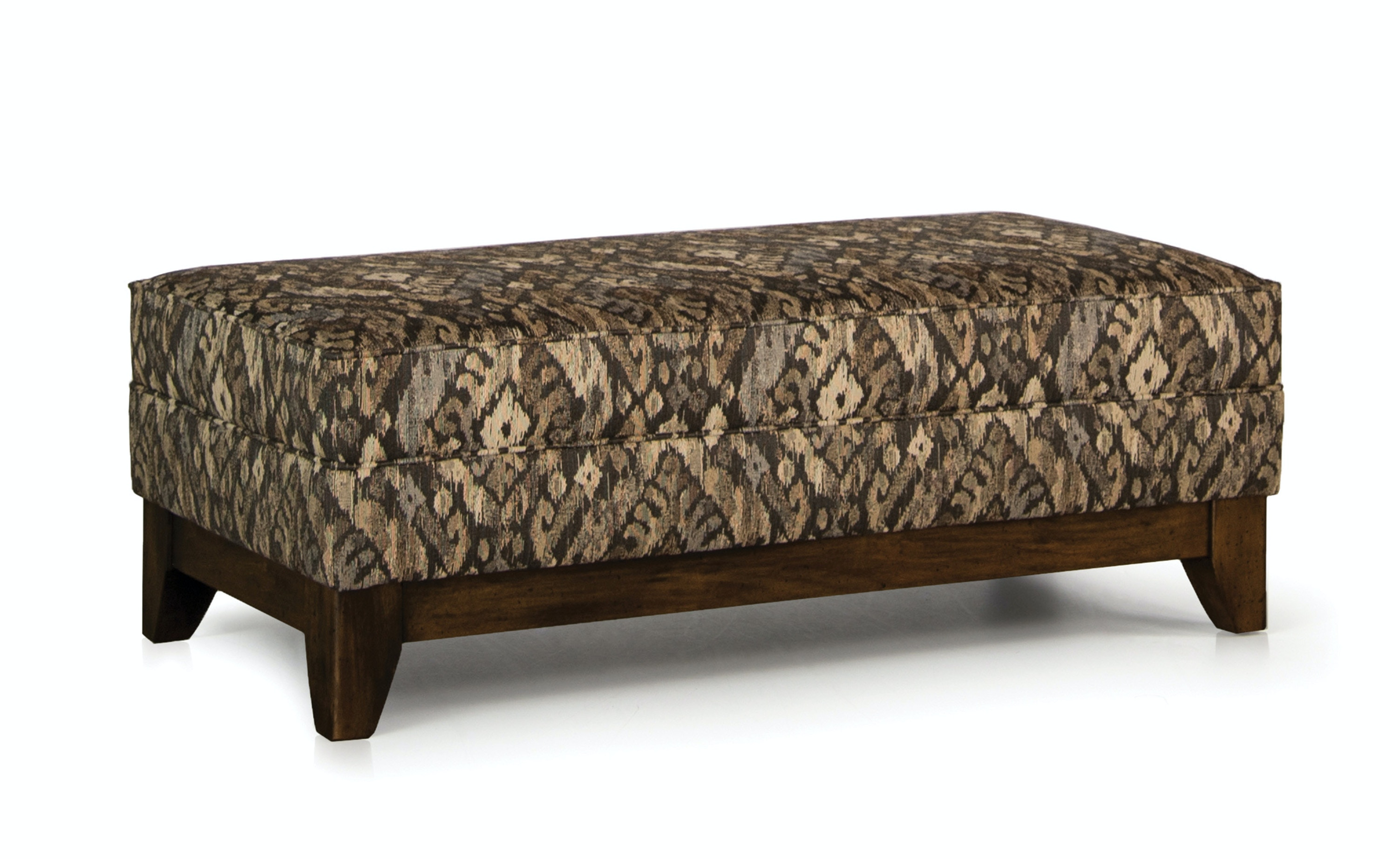Smith Brothers Cocktail Ottoman 1372 50