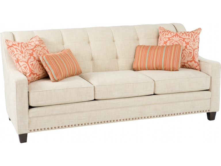 Smith Brothers Sofa With Pillows 698193 Talsma Furniture