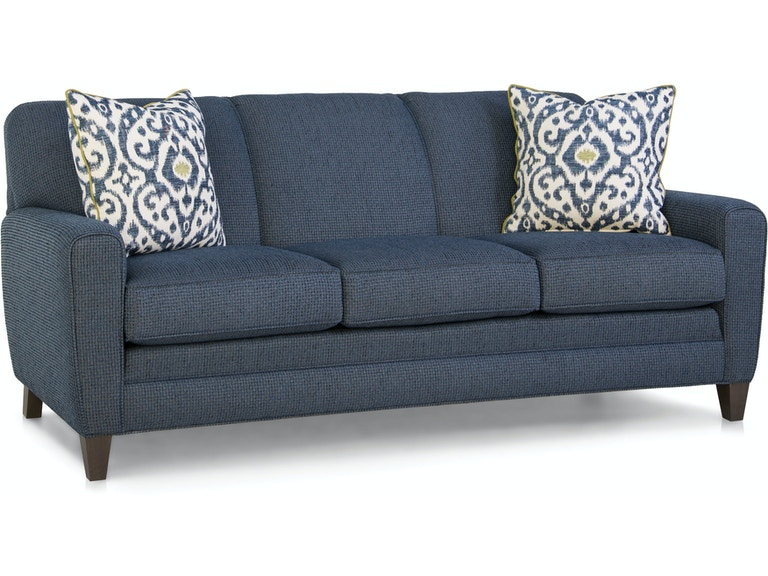 Smith Brothers Living Room Sofa 225 10 Dewey Furniture Vermilion