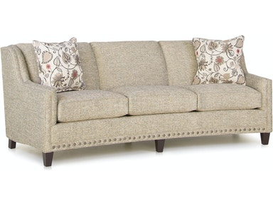 Smith Brothers Living Room Sofa 227 10 Whitley Furniture