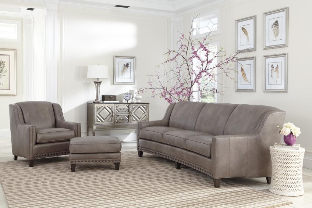 Smith Brothers Sofa With Pillows 645876 Talsma Furniture