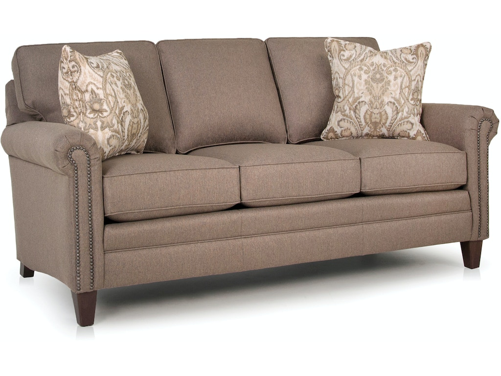 smith brothers living room mid size sofa 234 11
