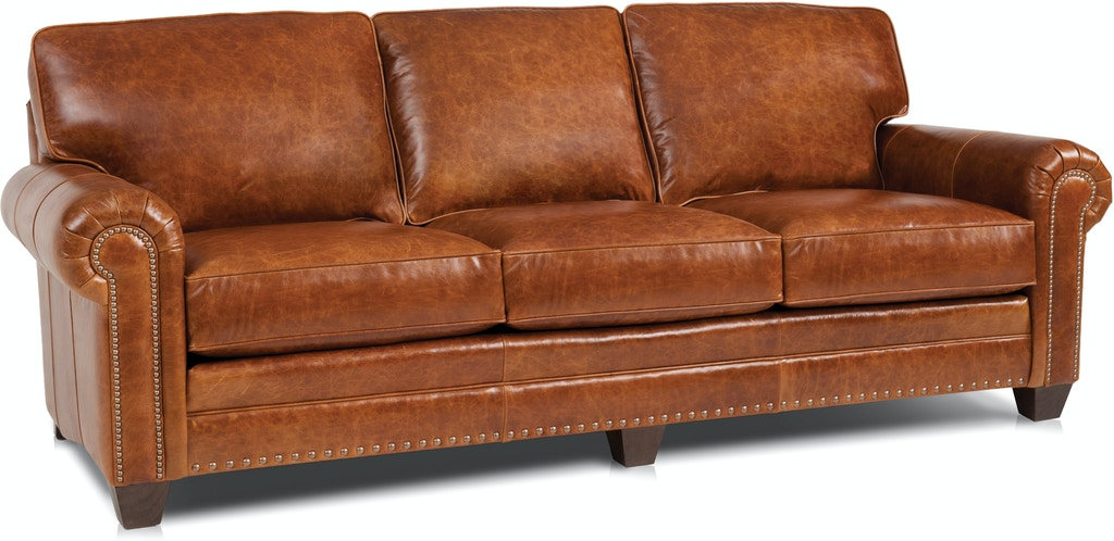 Smith Brothers Living Room Large Sofa 235-13 - Weinberger\'s ...