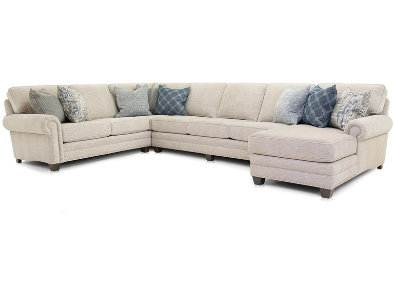 Peachy Smith Brothers 253 Sectional Andrewgaddart Wooden Chair Designs For Living Room Andrewgaddartcom