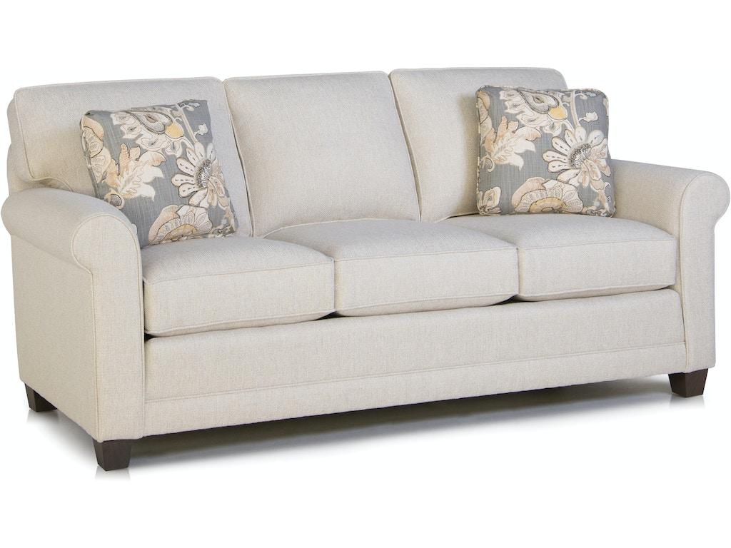 Smith Brothers Living Room Sofa 366 10 Woodchucks Fine