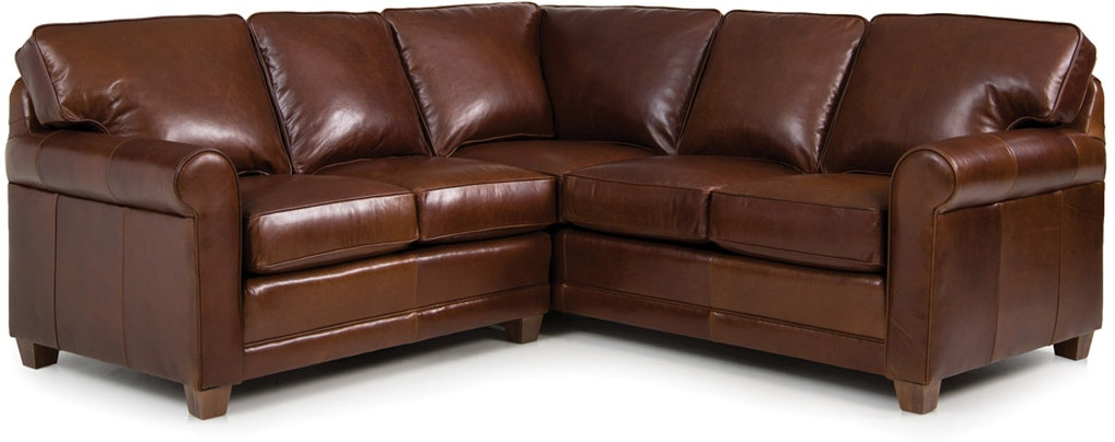 Smith Brothers 366 Sectional Living Room
