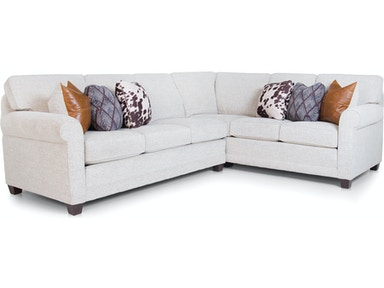 Smith Brothers 366 Sectional