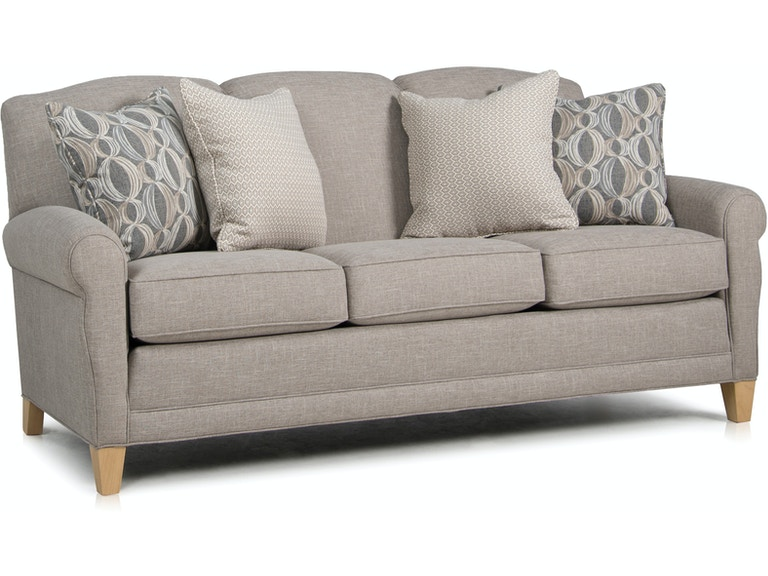 Smith Brothers Living Room Sofa 374 10 At Habegger Furniture Inc