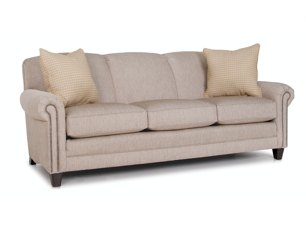 Smith Brothers Living Room Sofa 397 10 Whitley Furniture