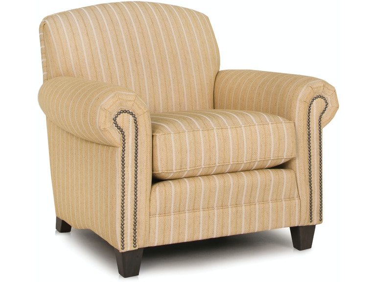 Smith Brothers Living Room Stationary Chair 397 30 At Habegger Furniture Inc